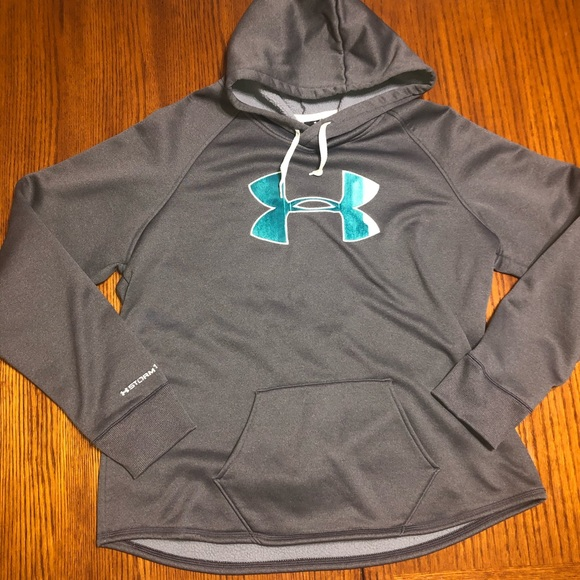 Under Armour Tops - UNDER ARMOUR XL storm 1 hoodie